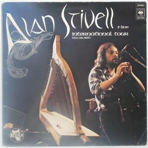 Alan Stivell ‎– 3rd Live : International Tour Tro Ar Bed
