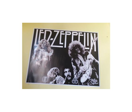 Foto Led Zeppelin