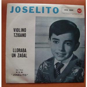 Joselito – Violino Tzigano / Lloraba Un Zagal