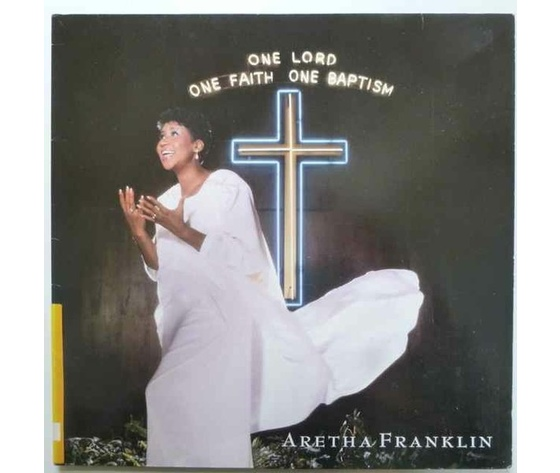 Aretha Franklin ‎– One Lord, One Faith, One Baptism 2 LP
