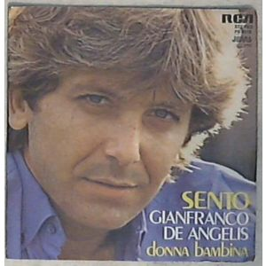 GIANFRANCO DE ANGELIS  SENTO - DONNA BAMBINA