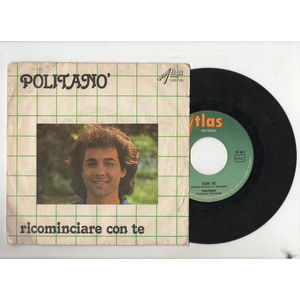 POLITANO RICOMINCIARE CON TE - CON TE
