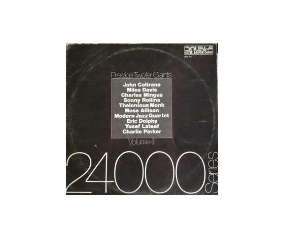 Prestige Twofer Giants Volume I - Various 