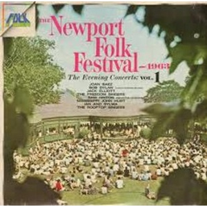 Various ‎– The Newport Folk Festival - The Evening Concerts: Vol. 1