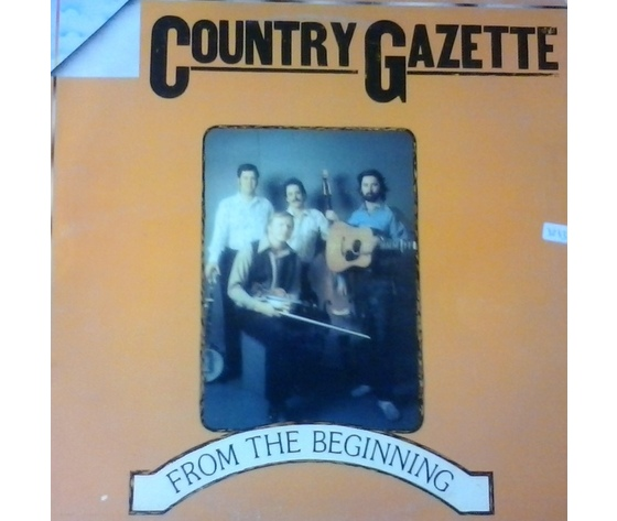 Country Gazette ‎– From The Beginning