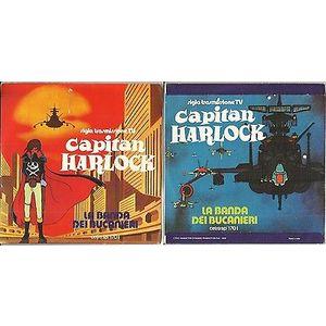 La Banda Dei Bucanieri – Capitan Harlock - i corsari delle stelle