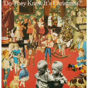 Band Aid ‎– Do They Know It's Christmas? / Feed The World