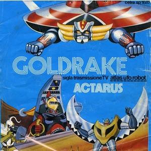 Actarus – Goldrake - vega