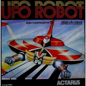 Actarus ‎– Ufo Robot -shooting star