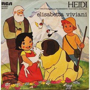 Elisabetta Viviani – Heidi- daniel e bebel