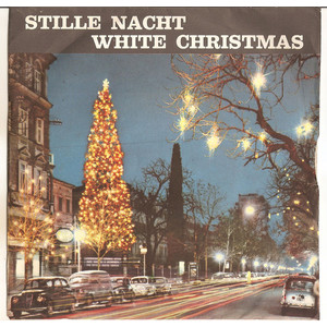 Lottie Rivers ‎– Stille Nacht / White Christmas