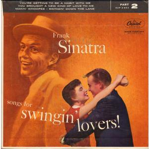 Frank Sinatra – Songs For Swingin' Lovers (Part 2)