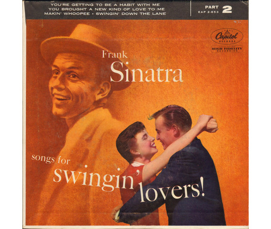 Frank Sinatra ‎– Songs For Swingin' Lovers (Part 2)