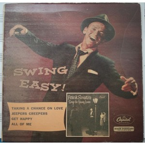 Frank Sinatra ‎– Swing Easy! Part 2 /All Of Me