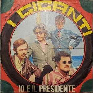 I Giganti – Io E Il Presidente - in paese e festa