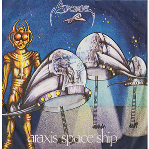 Araxis ‎– Araxis Space Ship / Theme D'Araxis