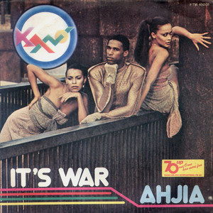 Kano ‎– Ahjia / It's A War