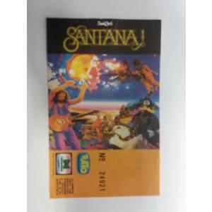 Biglietto  Concerto Santana