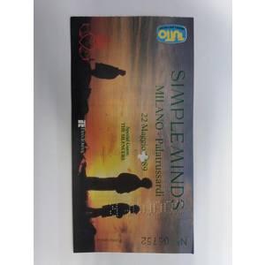Biglietto Concerto Simple Minds