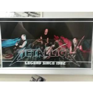 Foto  Metallica
