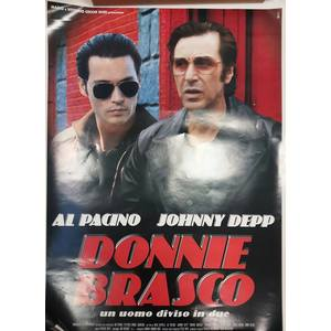 Poster  Film Donnie Brasco