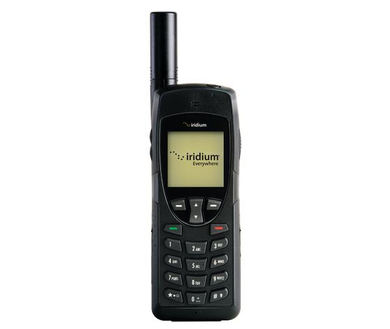 Telefono Satellitare 9555 Iridium