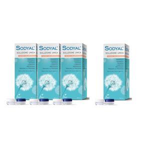 OFFERTA 4X3  Soluzione unica Sodyal Hyaluronic acid 360 ml