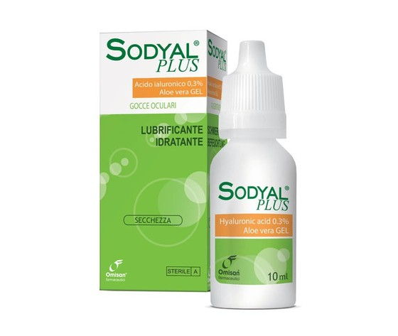 SODYAL PLUS ALOE+ACIDO IAL 0.3%