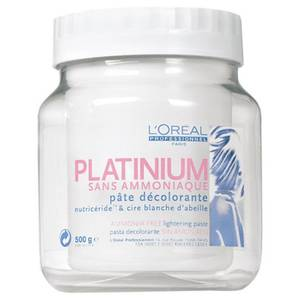 platinium senza ammoniaca 500g