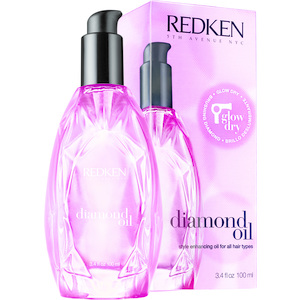 DIAMOND OIL GLOW DRY