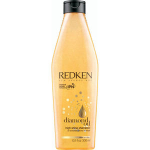 New Diamond Oil High Shine Shampoo