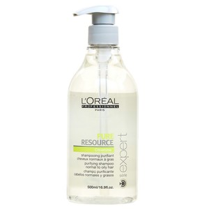 L'Oreal Scalp Pure Resource Shampoo 500 mL
