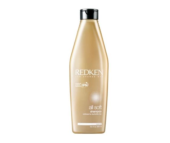 All Soft Shampoo 300 ml
