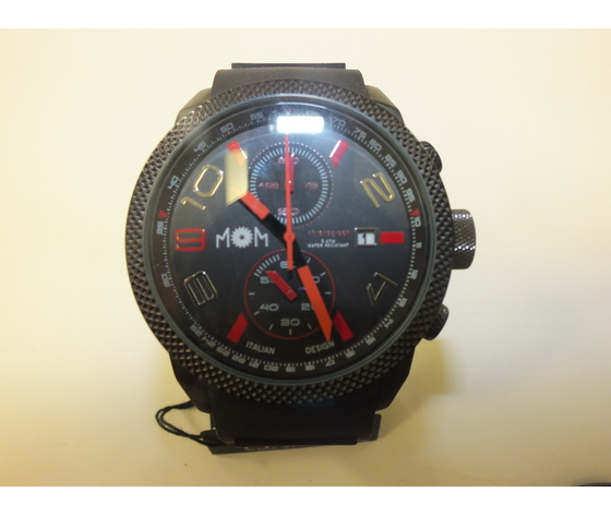 Orologio MOM italian design cronografo