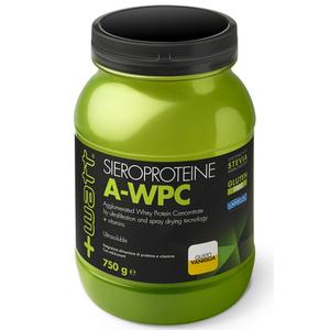 +WATT Sieroproteine A-WPC Proteine del siero del latte ultrasolubili cacao 750g