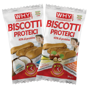 why sport biscottoni proteici 30 g