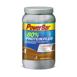 Powerbar 80% protein plus Proteine del latte e caseina -  700g gusti vari