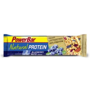 powerbar natural protein-barrette proteiche- 30%di proteine, senza lattosio e vegetariana - 40gr 24pz gusti vari