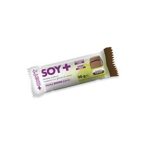 +WATT SOY+ Barretta proteica da 50 g con proteine della soia