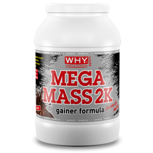 why sport Mega Mass 2Kg – gainer cookies and cream