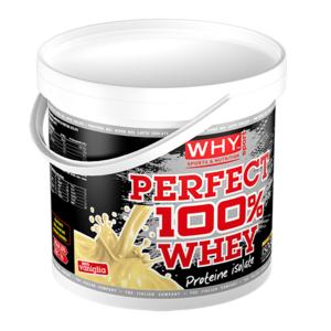 why sport 100% PROTEINE ISOLATE del siero del latte 3 kg polvere cioccolato
