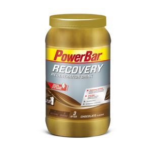 powerbar recovery bevanda di recupero con proteine trisource, vitamine e minerali -1210gr