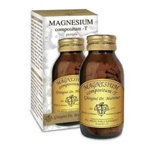 dr.giorgini magnesium compositum-t 400 compresse