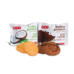 why sport frollino proteico dietetico cioccolato