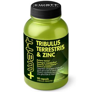 +watt tribulus terrestris & zinco strong formula 90 capsule
