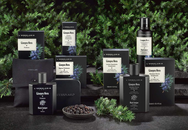 Sali Da Bagno Erbolario : Lerbolario ginepro nero shampoo doccia energizzante farmacia san