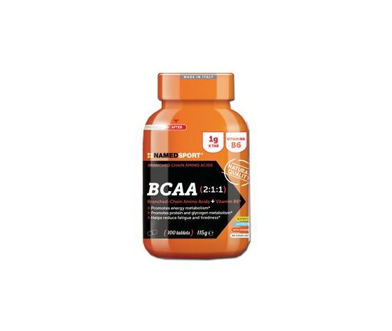 Named BCAA 2:1:1 300 compresse