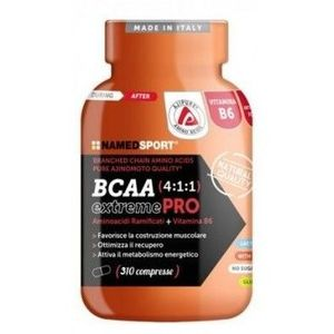 Named BCAA 4:1:1 Extreme Pro 310 Compresse