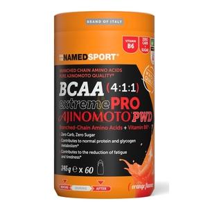Named sport BCAA 4:1:1 Extremepro Ajinomoto Powder Orange 345 G