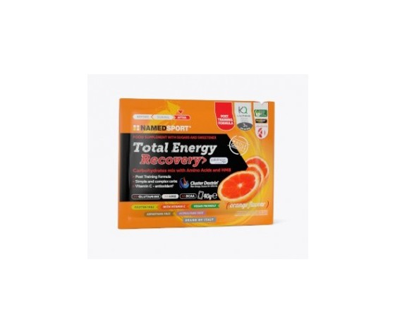 Total Energy Recovery gusto Orange Named Sport